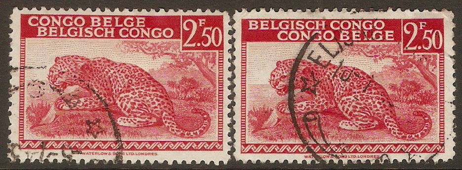 Ind. State of the Congo 1896 15c Black and ochre. SG26.