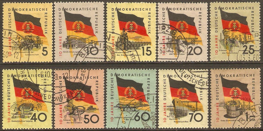 East Germany 1949-1960