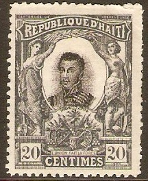 Haiti 1904 20c Independence Centenary Series. SG94.