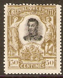 Haiti 1904 50c Independence Centenary Series. SG95.