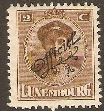 Luxembourg 1921-1930