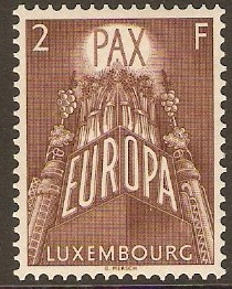 Luxembourg 1951-1960