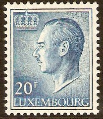 Luxembourg 1961-1970