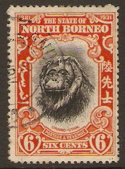 North Borneo 1911-1936
