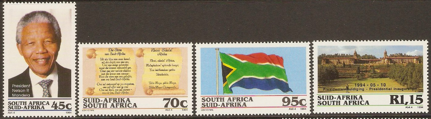 South Africa 1991-2000