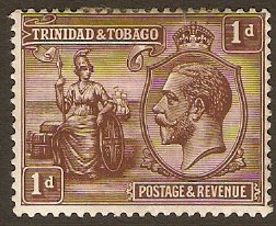 Trinidad and Tobago 1913-1936