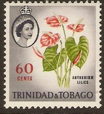 Trinidad and Tobago 1953-1960