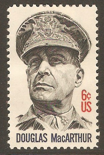 United States 1971 6c MacArthur Anniversary. SG1420.
