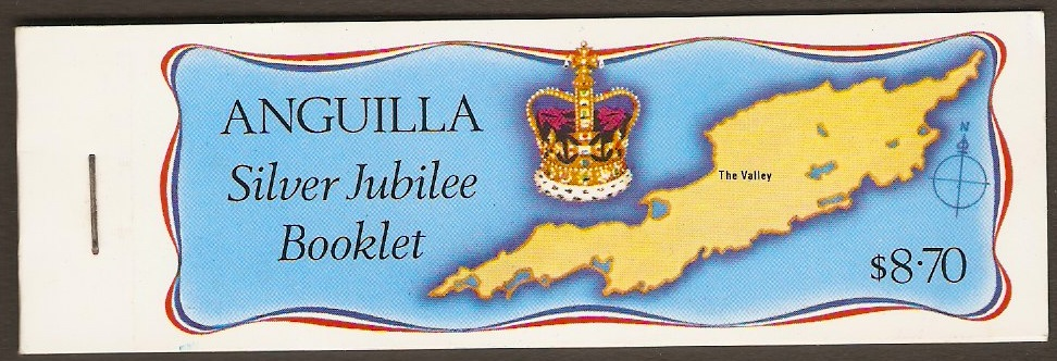 Anguilla Stamp Booklets