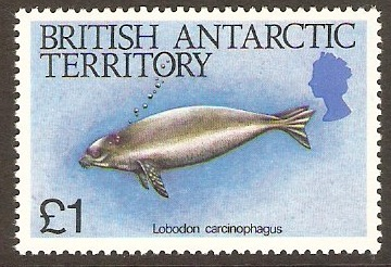 British Antarctic 1981-1990