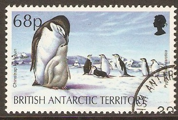 British Antarctic 1991-2000