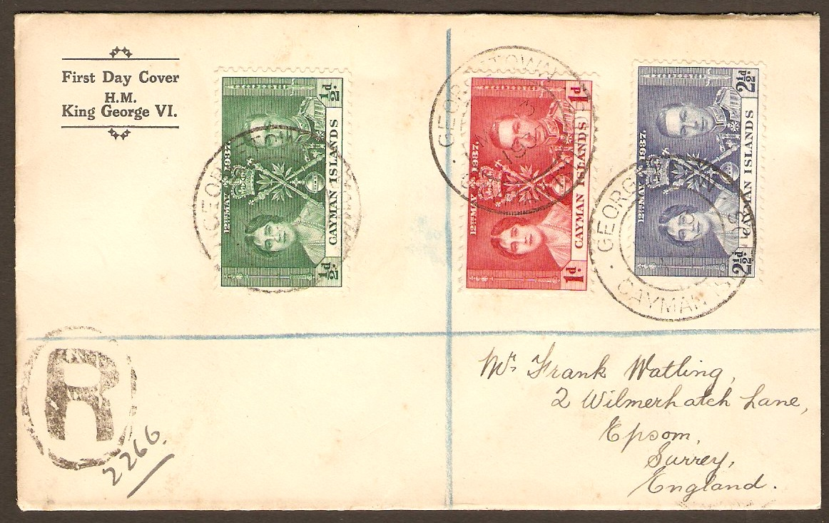 Cayman Islands Postal Ephemera