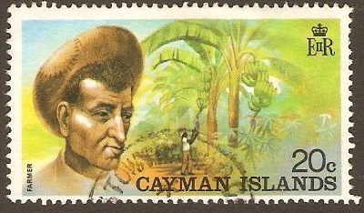 Cayman Islands 1971-1980