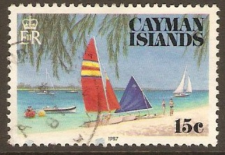 Cayman Islands 1981-1990