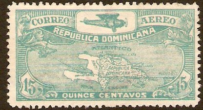 Dominican Republic 1917-1930