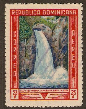Dominican Republic 1941-1950