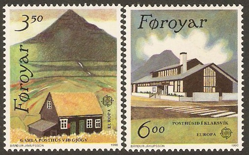 Faroe Islands 1981-1990