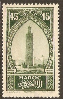 French Morocco 1921-1930