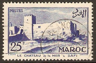 French Morocco 1951-1955