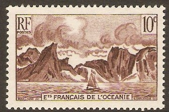 French Oceanic Setts. 1931-1956