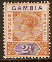 Gambia 1886-1900