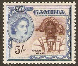 Gambia 1953-1964