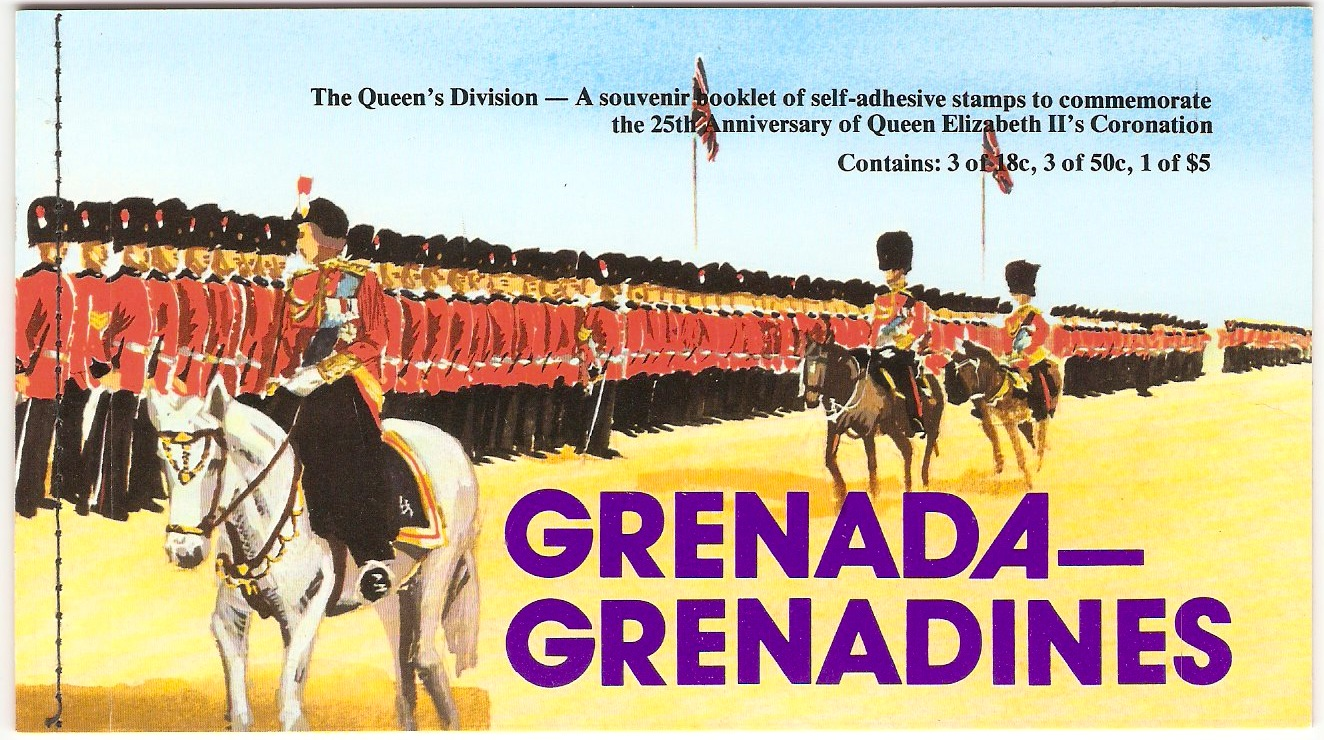 Grenadines of Grenada Post Ephem
