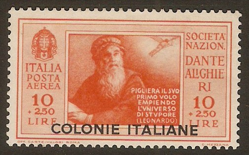 Italian Colonies General Issues