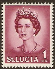 St. Lucia 1953-1966