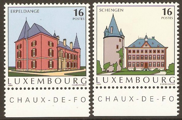 Luxembourg 1991-2000