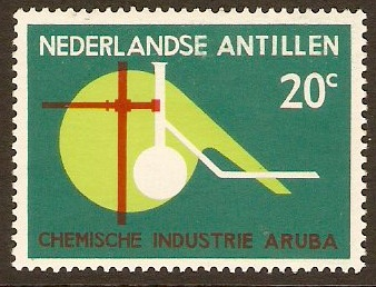 Netherlands Antilles 1961-1970