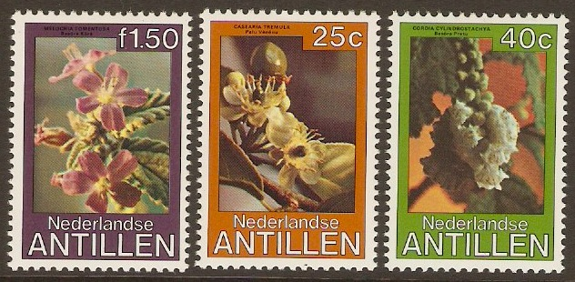 Netherlands Antilles 1971-1980