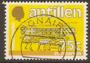Netherlands Antilles 1981-1990