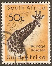 South Africa 1961-1970