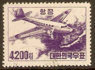 South Korea 1951-1960