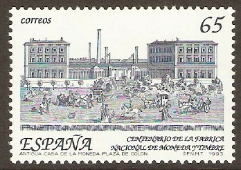 Spain Postage Stamps