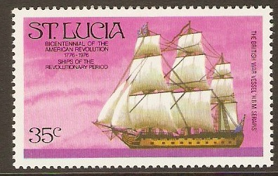 St. Lucia 1971-1980