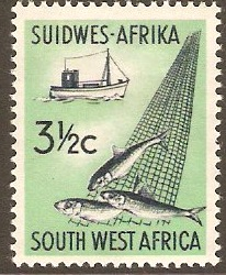 South West Africa 1953-1970