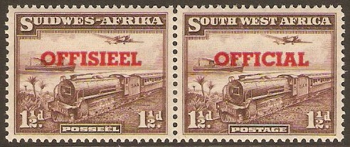 South West Africa 1937-1952