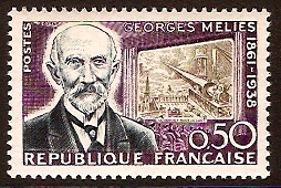 France 1961 Melles Commemoration. SG1515.