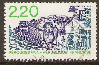 France 1988 2f.20 Perouges. SG2836.