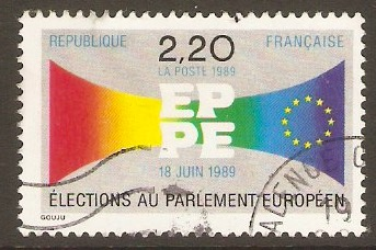 France 1989 2f.20 EU Parliamentary Elections. SG2869.