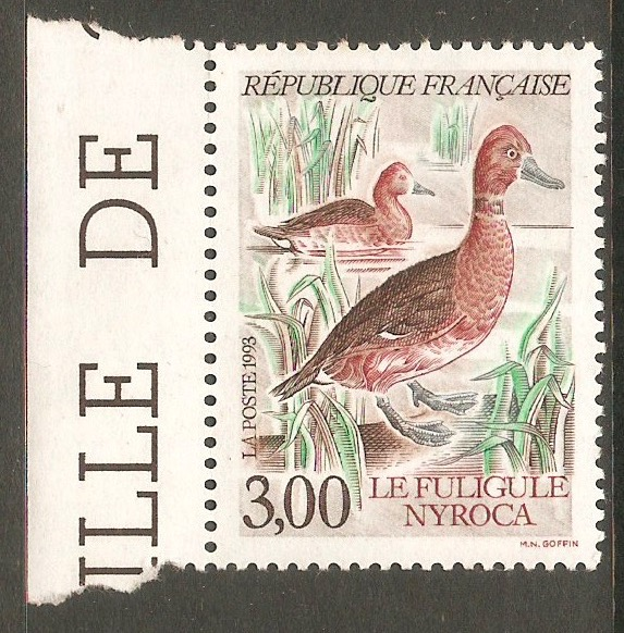France 1993 3f Ducks series. SG3109.