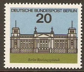 West Berlin 1964 Federal Capital Stamp. SGB230.
