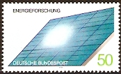 Germany 1981 Energy Research Stamp. SG1965.