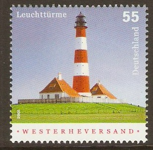 Germany 2005 55c Lighthouses series. SG3366.