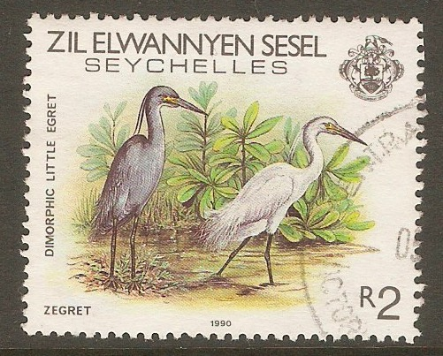 Outer Islands 1983 2r Birds series. SG61.